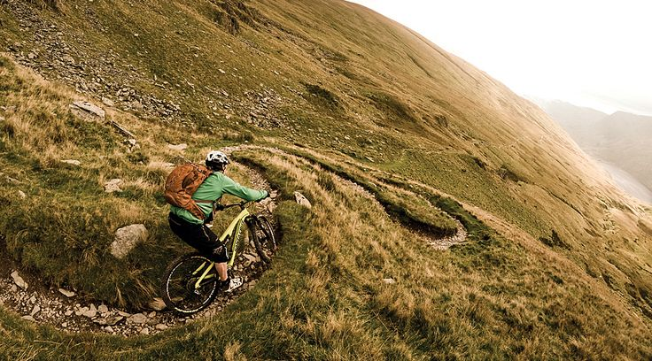 20 Best Mountain Bike Trails in the UK - MBR
