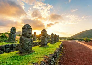 Parc culturel des roches de Jeju