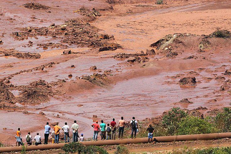 Organização emitiu comunicado nesta quarta-feira criticando postura dos envolvidos no rompimento da barragem em Mariana