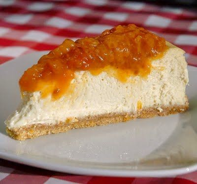 Bakeapple Cheesecake, featuring a local Newfoundland berry also known as the cloudberry. A really unique taste sensation with flavor notes of orange and apricot.