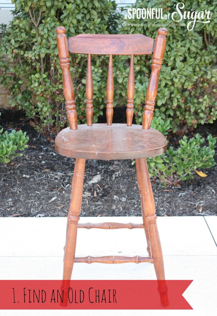 25 unique Old wooden chairs ideas on Pinterest  DIY
