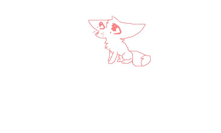 it's based off of a fennec fox, i'm still learning!
