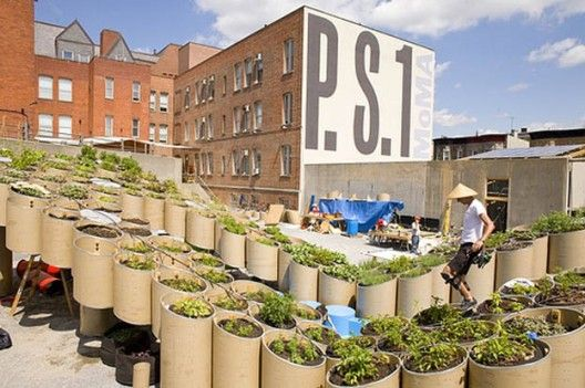 """Public Farm 1"": Huertos públicos en Queens, New York"
