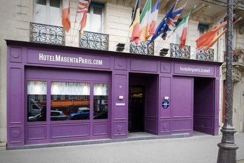 Hotel Magenta Paris, Parijs - Hotel beoordelingen & kamers
