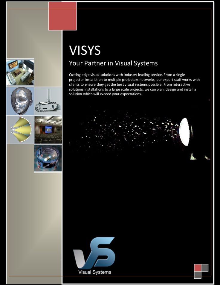 3d-projection-mapping-corporate-av-simulations-edge-blending by VISYS via Slideshare