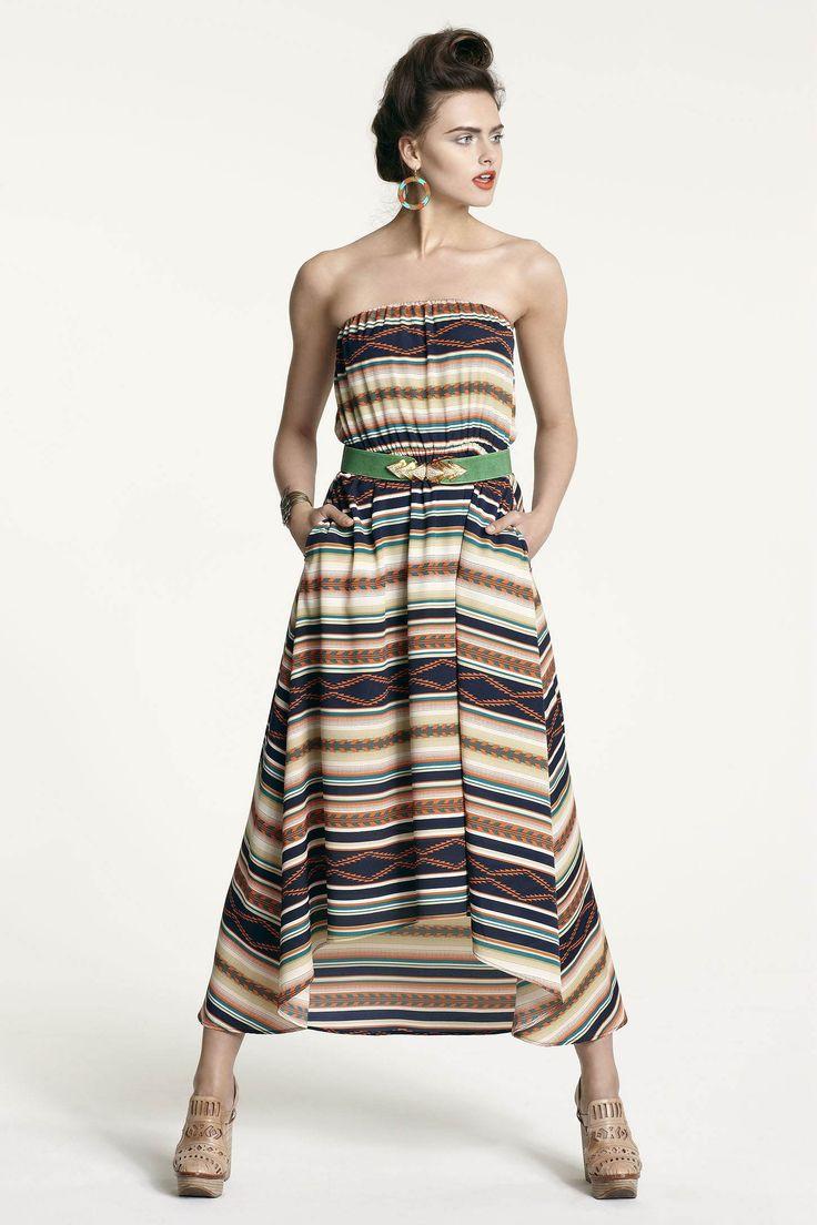 Coast christina maxi dress