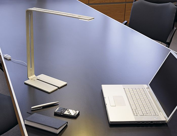 Cygnis bureaulamp van SLV.