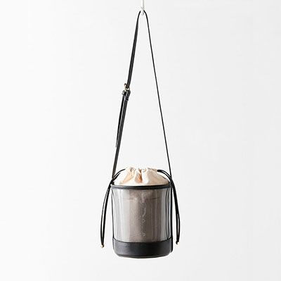 Urban Outfitters Clear Bucket Bag - bucket bag, clear bucket bag, pvc bucket bag, plastic bucket bag