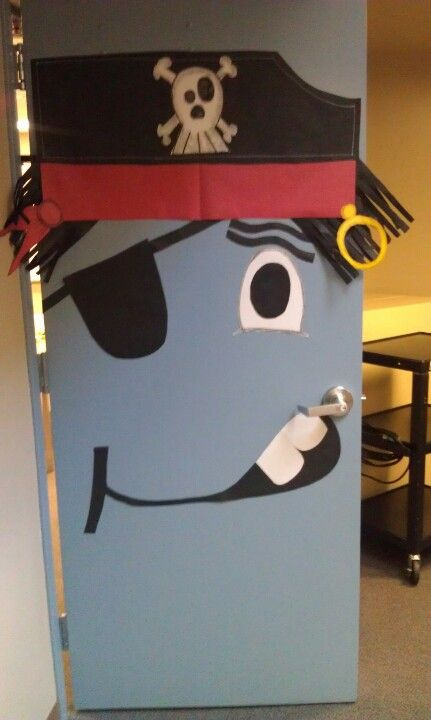 2013 pirate door