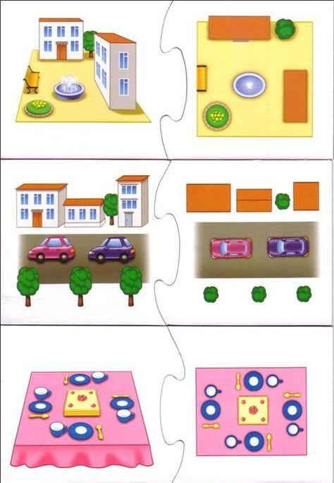 * Lezen van eenvoudige plattegronden! 3-4
