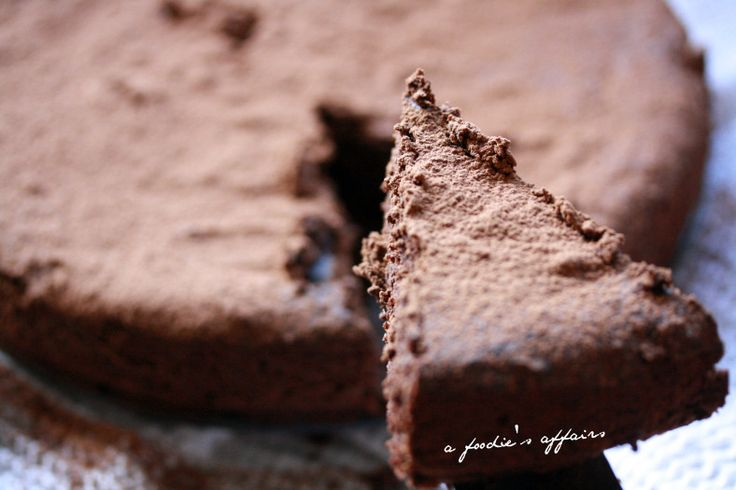 Butter-less and flourless delicious avocado chocolate cake