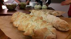 Pão de espelta (um bocadinho...) low carb