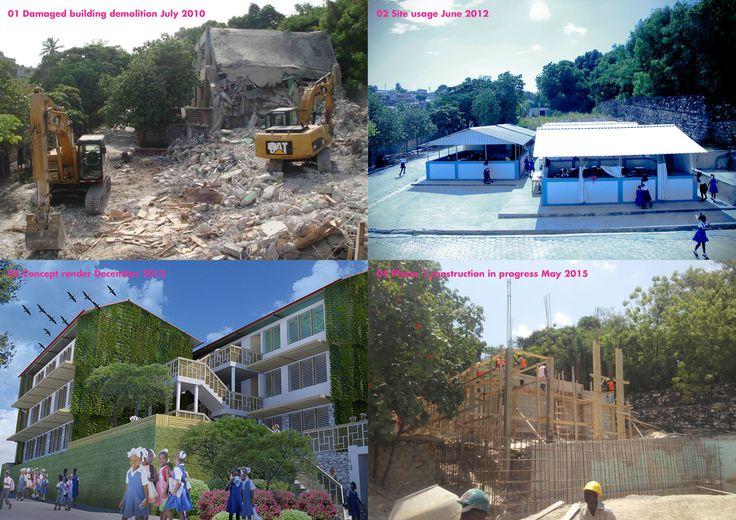 Phase 1 development