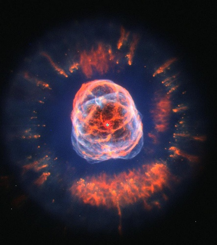 Eskimo Nebula (NGC 2392)