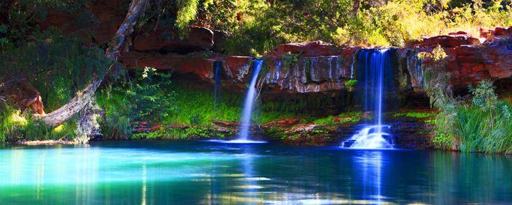 *KARIJINI NATIONAL PARK, WESTERN AUSTRALIA