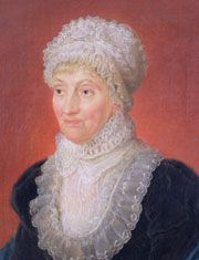 Caroline Lucretia Herschel (1750-1848) Discovered eight comets; first woman to be paid as a scientist; and the first woman to be awarded the Gold Medal from the Royal Astronomical Society.