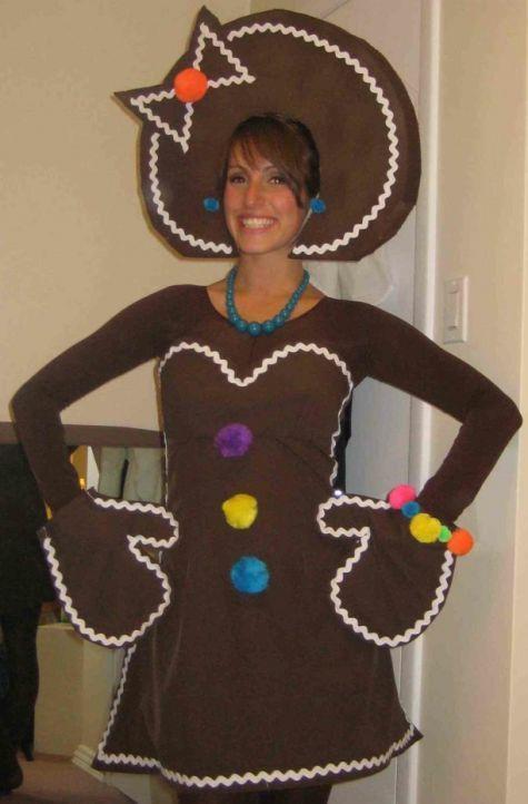 Lebkuchemann Kostüm selber machen | Kostüm Idee zu Weihnachten, Karneval, Halloween & Fasching