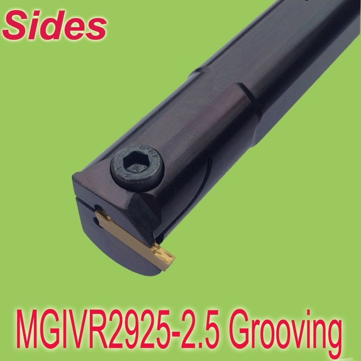 (38.59$)  Buy here - http://ai11x.worlditems.win/all/product.php?id=32506947697 - Free Shiping MGIVR2925-2.5  SHK25mm Cutting Dia 29mm L:200mm Internal Grooving CNC Metal  Lathe Cutting Tools for Sale