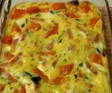 Recipe Sweet Potato and Bacon Frittata by renaed68 - Recipe of category Main dishes - others
