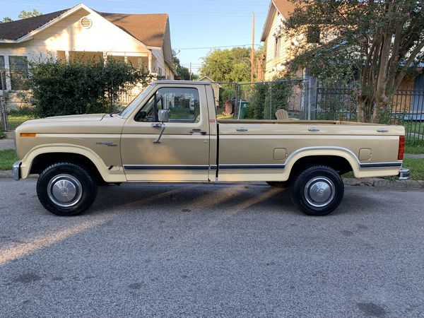 1980 Ford F 250 For Sale In Houston Tx Ford Spark Plug