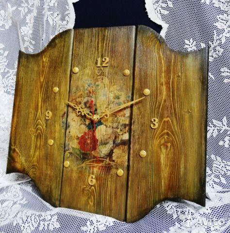 Подарки ручной работы: часы настенные деревянные ручной работы:, панно, подсвечники, декоративные тарелки, подносы, шкатулки,...
