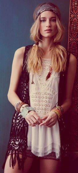 Boho Hippie Outfit Ideas