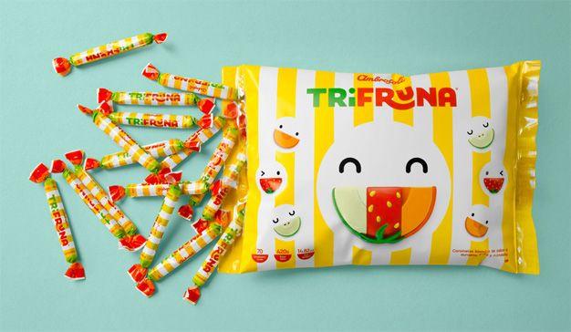 30 deliciosos ejemplos de packaging de golosinas que podrían costarle una caries - Marketing Directo