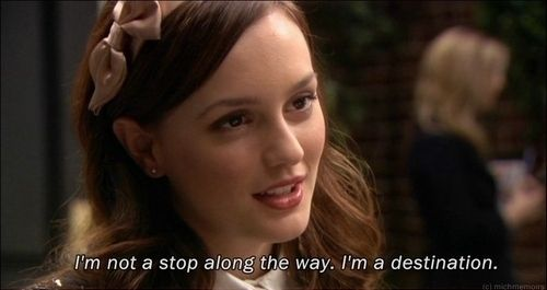Blair Waldorf Gossip Girl Quotes About Life