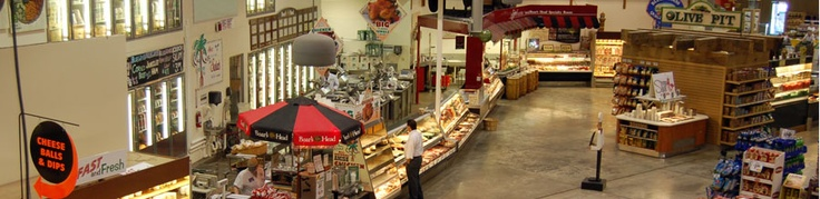 Jungle Jim's international market!!  I would drive 2-3 hours to go grocery shopping!!