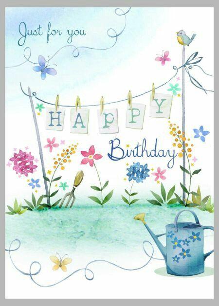 Happy birthday  (Victoria Nelson)