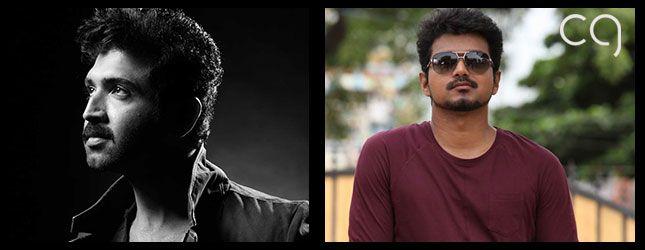 Arun Vijay replaced Vijay!