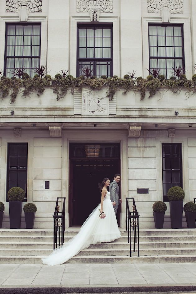 Town Hall Hotel, gorgeous #wedding venue in #london