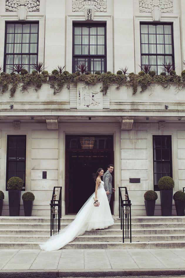 London Wedding Inspiration Featuring Inbal Dror Wedding