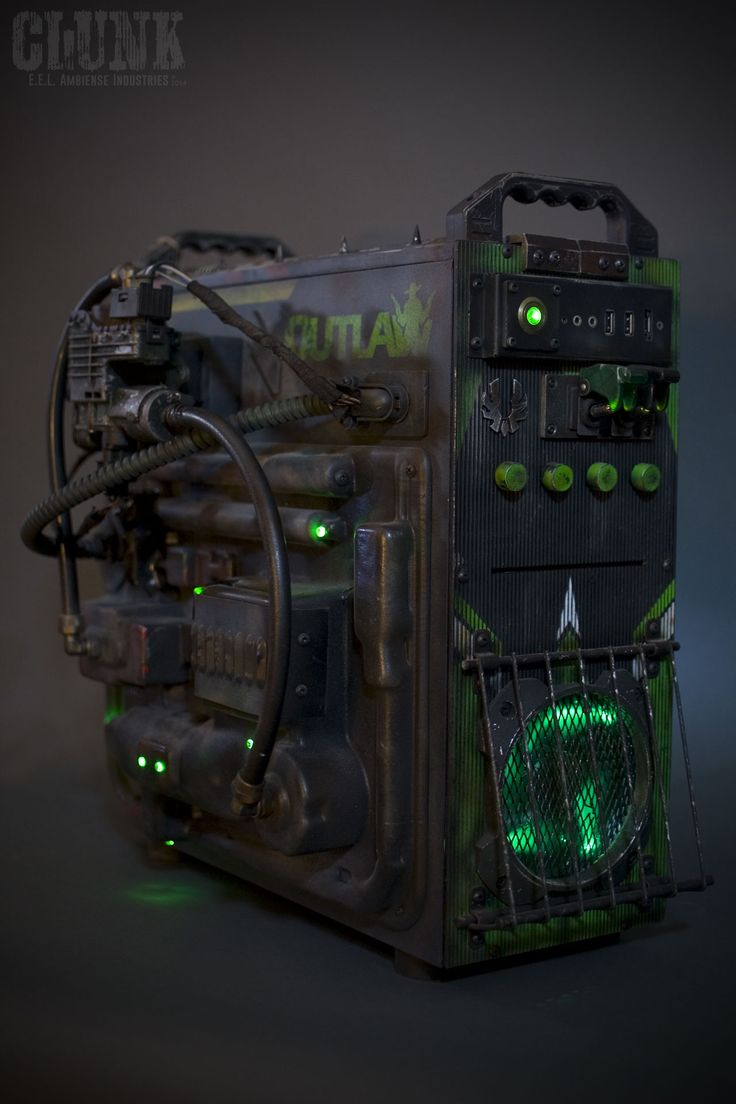 Case Mod Friday: Project CLUNK http://amzn.to/2ldYdqf