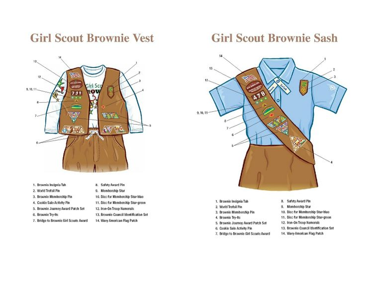 brownies+vest+patch+placement | ... Brownie Vest http://troop1905.blogspot.com/p/brownie-sash-and-vest