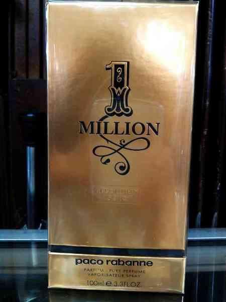 Parfum Paco Rabanne, One Million 100ml,  Pembelian Qty, harga bs di Nego yah boss, bro, sis, agan & guys....  Pembelian bisa di kirim via TiKi, JNE  Note: U/ Pembelian Parfum tidak bisa menggunakan Jasa kurir/Ekpedisi Pos, karena Pos Inonesia tidak berkenan untuk mengirim parfum kemanapun.  Thank You Cust & BL Team  Thanks & BR,  Pipi P2B
