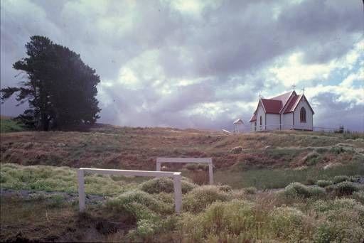 Robin Morrison: Tuparoa, Poverty Bay, New Zealand