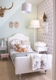 #girls 'room * Saartjeprum.nl