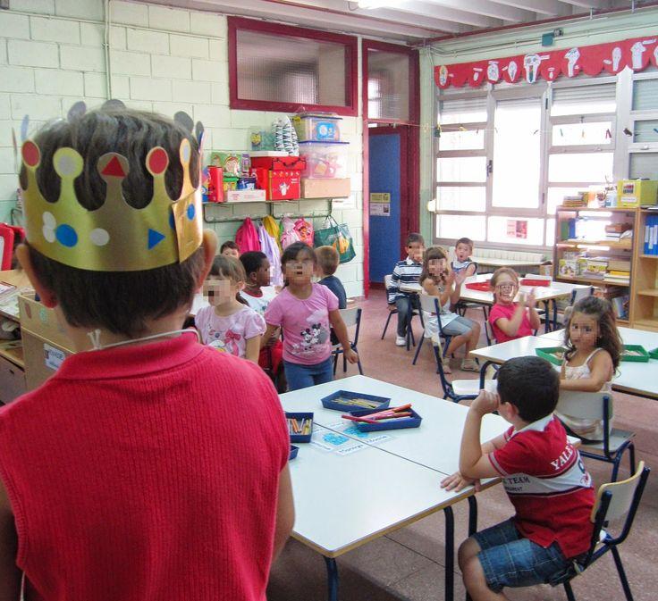 Enseñando a aprender.           Aprendiendo a enseñar: Celebración y regalitos de cumpleaños