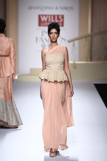 Shantanu & Nikhil at Wills Lifestyle India Fashion Week A/W 2014