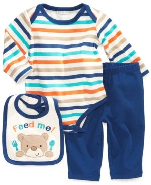 #First Impressions        #kids                     #First #Impressions #Baby #Boys #3-Piece #Bib, #Bodysuit #Pants               First Impressions Baby Boys 3-Piece Bib, Bodysuit & Pants Set                                           http://www.seapai.com/product.aspx?PID=5449687