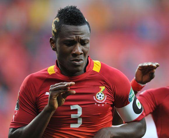 Welcome to MyNaijaReality Blog: Ghanaian Football Start Asamoah Gyan Charged For R...