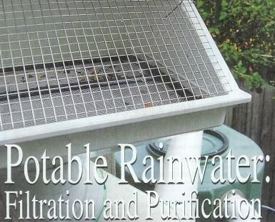 Comprehensive Guide To Filtering Rainwater For Drinking