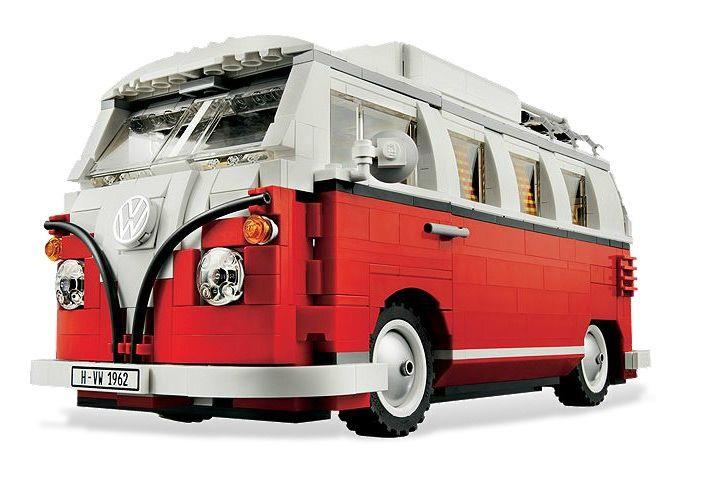 Volkswagen T1 (fot. Lego)