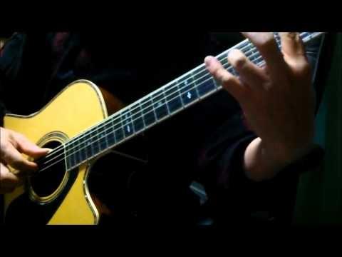 EXILE「もっと強く」押尾コータローversion guitar solo.