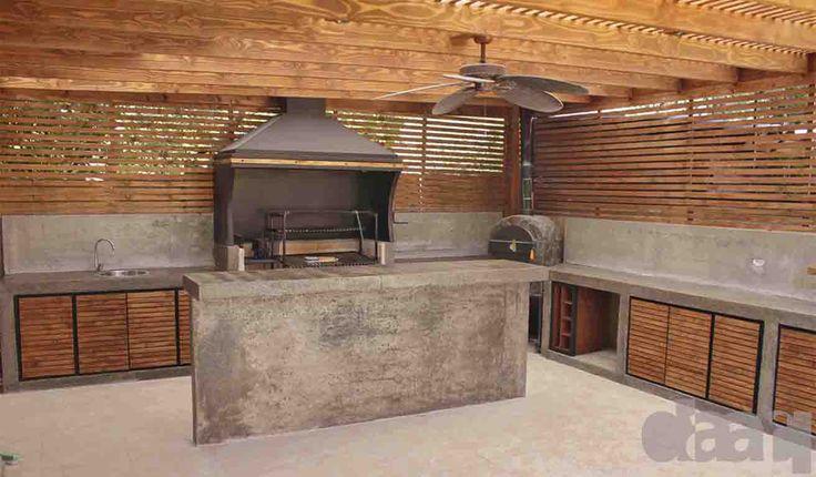 quincho camino la laguna #arquitectura #muebles #construcción #interiorismo #diseño #daarq #quincho