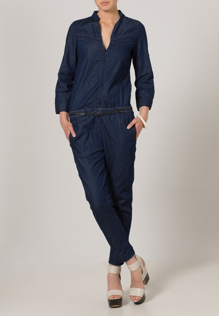 G-Star - LYNN - Jumpsuit - lt wt laverton denim