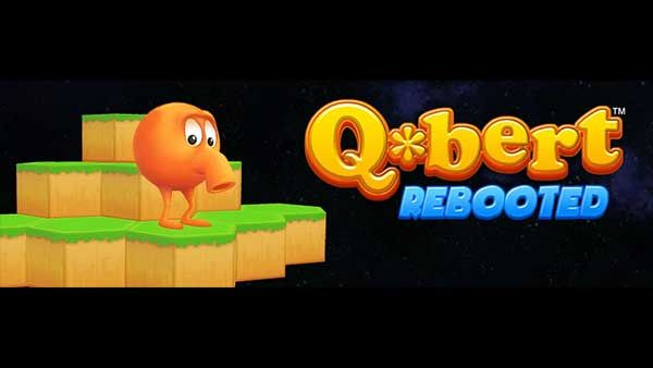 Q*bert REBOOTED: The XBOX One @!#?@! Edition, a re-imagined version of the classic 1980's video game, is now available for digital download from the Xbox Store on Xbox One.