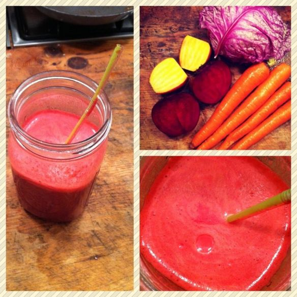 Loads of raw juice recipes for juice fasts