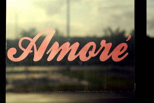 Italian Amore